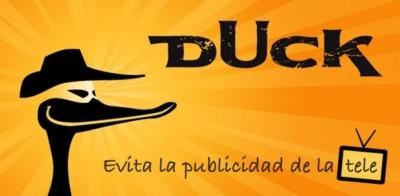 Duck, tu salvación contra las pausas publicitarias en forma de aplicación para iOS o Android