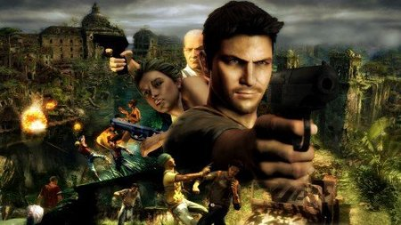 uncharted adventure