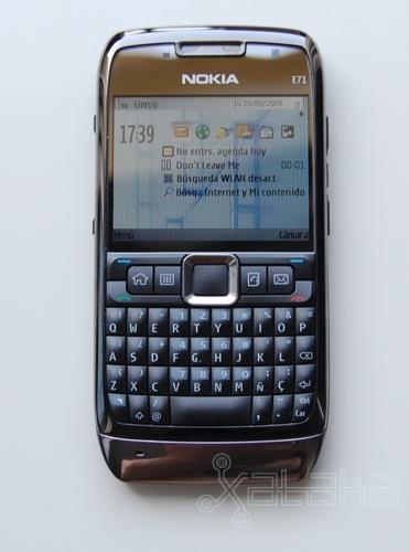 Revisión del Nokia E71