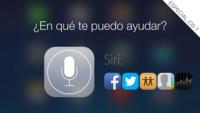Guía definitiva de todo lo que puedes pedirle a Siri en iOS 7: Facebook, Twitter, Buscar a mis amigos, Contactos, Bolsa y una nota de humor
