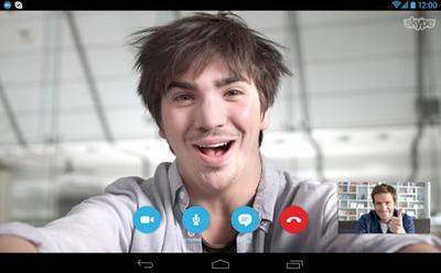 Skype para Android se actualiza con características multitarea