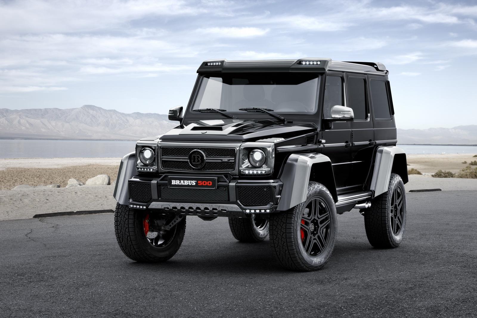 Foto de Brabus Mercedes-Benz G 500 4x4² (1/11)