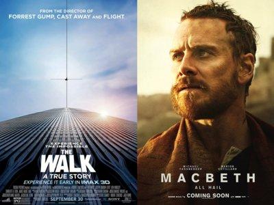 Estrenos de cine   25 de diciembre   El Desafío de Macbeth y Snoopy en Navidad
