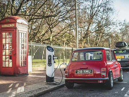 Motor eléctrico Swindon Mini