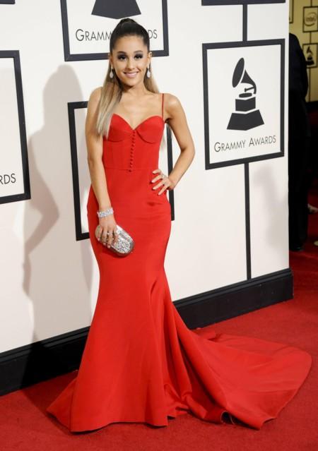 Ariana Grande Grammy 2016 2