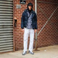 El mejor street-style de la semana: los modelos en Nueva York han dominado el invierno por completo