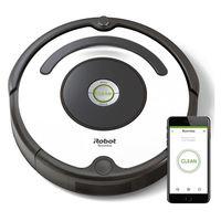 En PcComponentes, el básico robot aspirador Roomba 675 con conectividad WiFi, sólo cuesta 229 euros