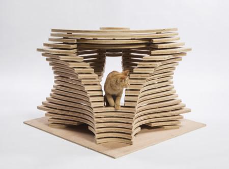Cat Houses 2