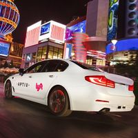 Los primeros taxis autónomos de Lyft saldrán finalmente a las calles de Las Vegas durante el CES 2018