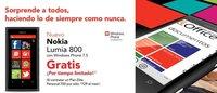 Nokia Lumia 800 y 710 ya disponibles con Iusacell