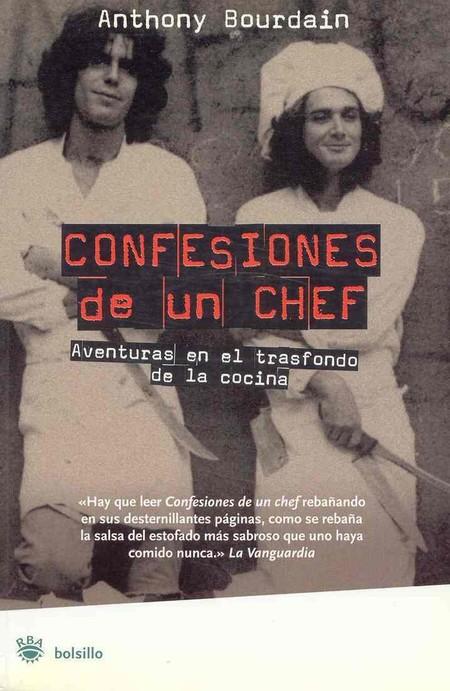 Anthony Bourdain Libro
