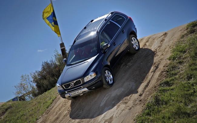 Jornadas Volvo de Conducción Segura 2012 Jarama 02