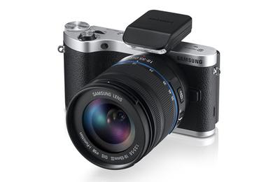 Samsung NX300, la primera mirrorless compatible con objetivos 2D/3D