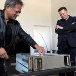 Elon Musk tiene listo el superordenador que dará vida a la inteligencia artificial de OpenAI