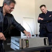 Elon Musk tiene listo el superordenador que dará vida a inteligencia artificial de OpenAI