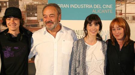 Gracia Querejeta termina de rodar '15 años y un día', con Maribel Verdú y Tito Valverde