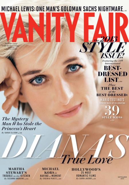 Lady Di Vanity Fair 2013