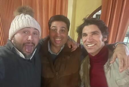 El reencuentro de los Rivera: Así han pasado la Navidad Kiko, Fran y Cayetano (muy lejos de Isabel Pantoja)