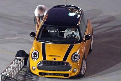 La tercera generación del Mini, a la vista