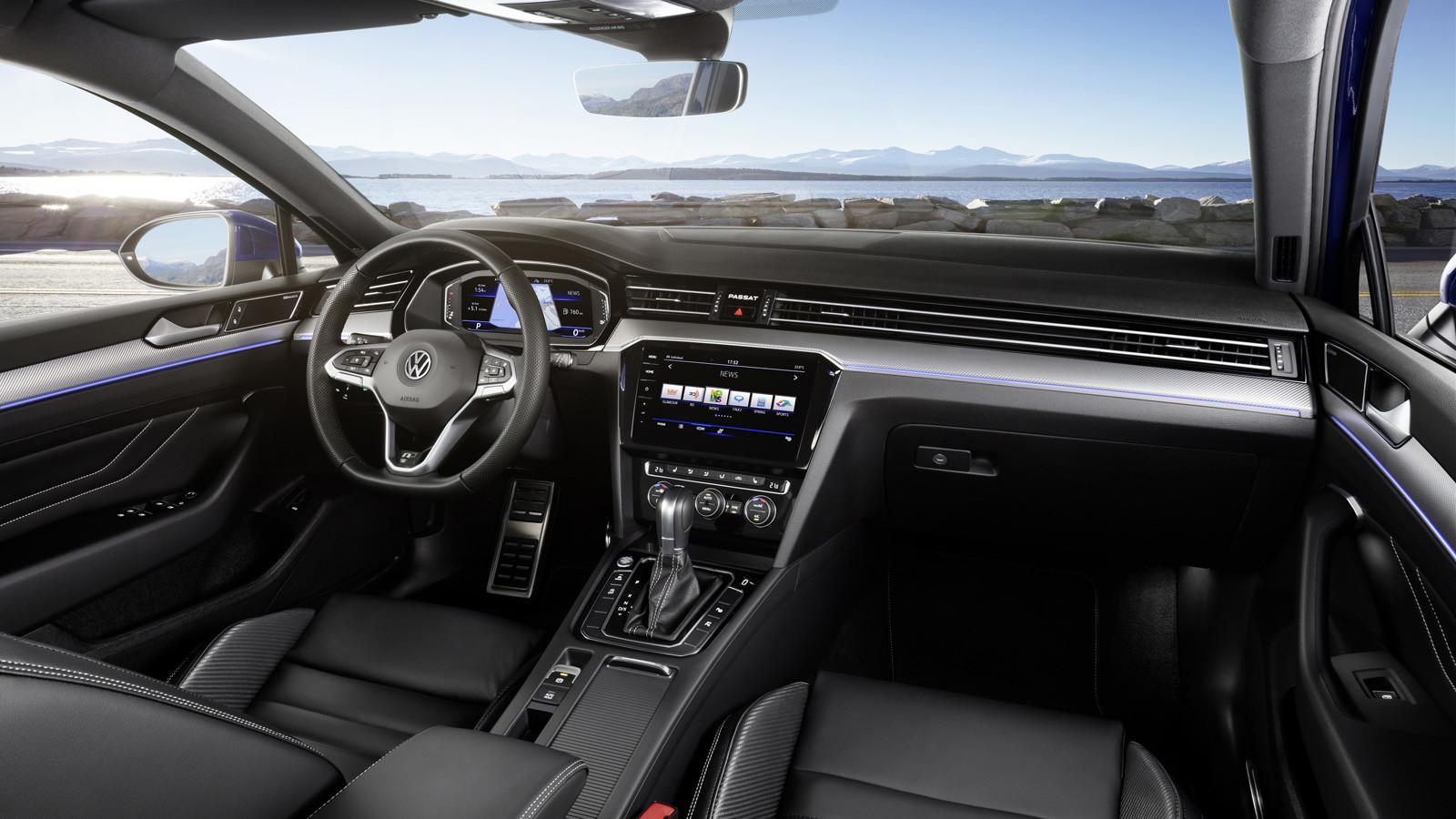 Foto de Volkswagen Passat 2019 (44/53)