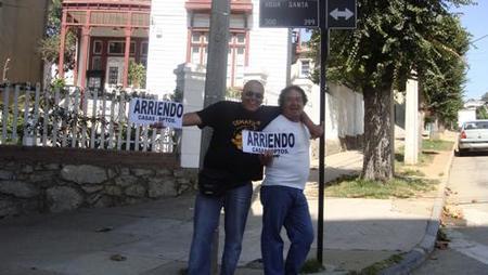 Alquiler en Valparaíso