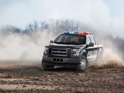 Ford F-150 Special Service Vehicle: listo para cualquier tarea