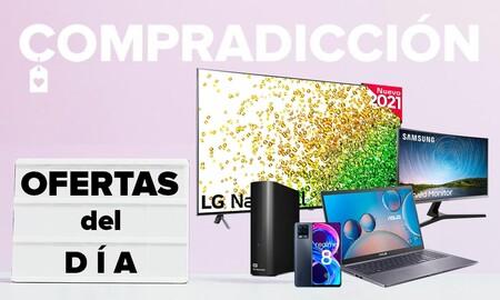 19 ofertas del día en Amazon: portátiles ASUS, smart TVs LG, auriculares Anker y Bang & Olufsen o pequeño electrodoméstico Hoover y Philips a precios rebajados