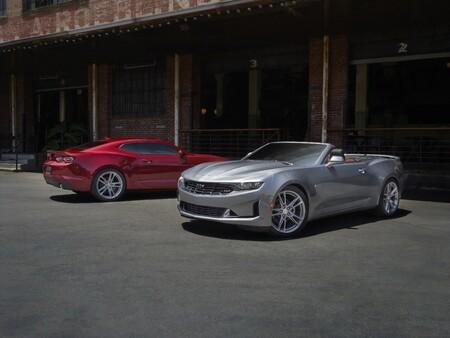 Nuevo Chevrolet Camaro Llegara Hasta 2026 8