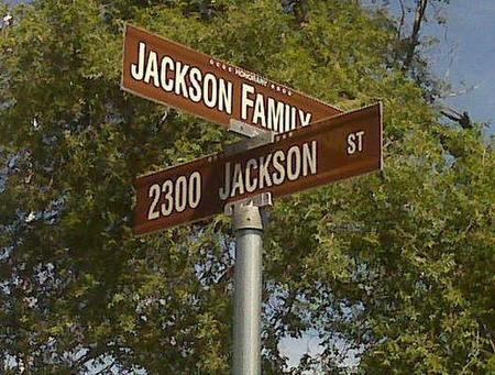 Calle de Michael Jackson