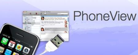 PhoneView, accede a todos los datos de tu iPhone desde tu Mac