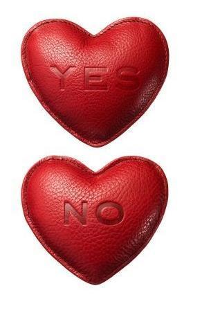 Pisapapeles de Marc Jacobs en forma de corazón