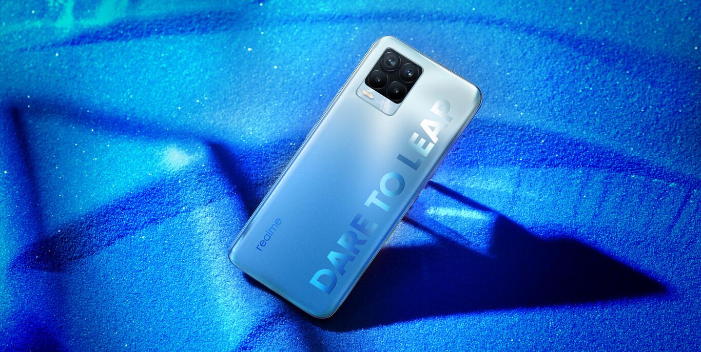 Представлены Realme 8 и Realme 8 Pro c AMOLED-дисплеями и быстрой зарядкой – фото 4