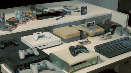 Nadie dijo que no se pudiera jugar en una TV 4K QLED a la Atari 2600 o al ZX Spectrum