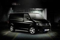 Volkswagen Transporter Sportline, nueva furgoneta racing para Reino Unido