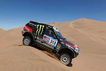 Dakar 2011: Copiapó - Copiapó. Carlos Sainz recupera tiempo
