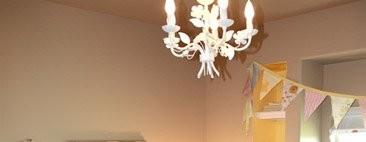 Claves para iluminar la habitación infantil