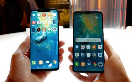 Huawei Mate 20 y Mate 20 Pro: notch, tres cámaras, sensor de huellas bajo la pantalla y el primer SoC de 7nm en Android