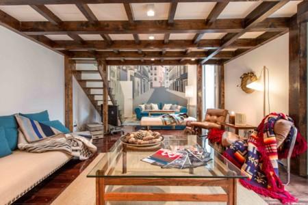 4 espectaculares casas de autor en alquiler en Madrid