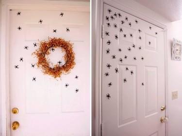 Hazlo tú mismo: imanes araña para decorar en Halloween