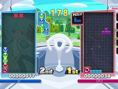 Sega nos recuerda la forma en la que tendremos que jugar Puyo Puyo Tetris