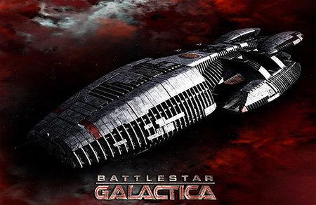 'Battlestar Galactica' podría dar el salto al cine