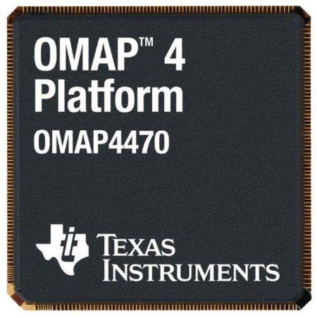 OMAP4470, Texas Instruments exprime su doble núcleo