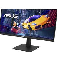 ASUS lanza el nuevo monitor VP349CGL: ultrapanorámico, con resolución WFHD y capaz de ofrecer 100 Hz en pantalla