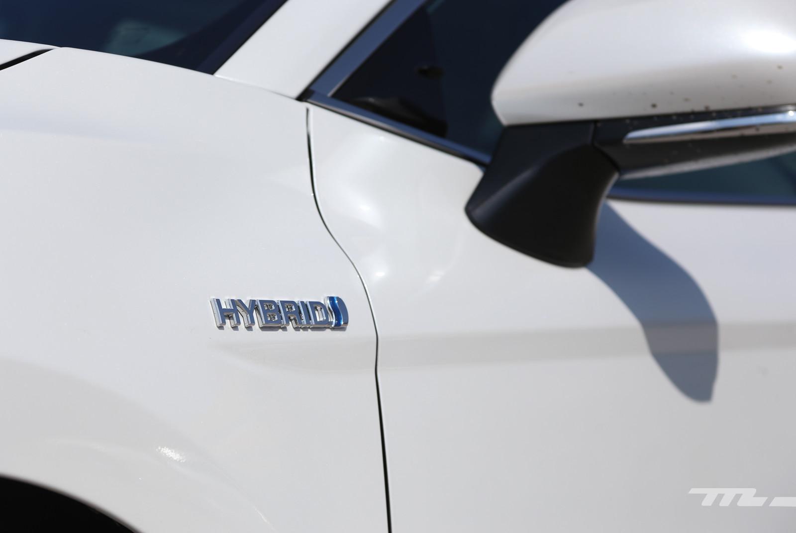 Foto de Toyota Camry Hybrid (prueba) (21/21)