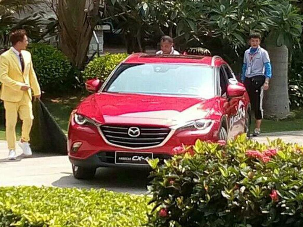 Foto de Mazda CX-4 (1/18)