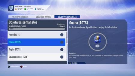Fifa 19 Central Fut En Los Menus 109