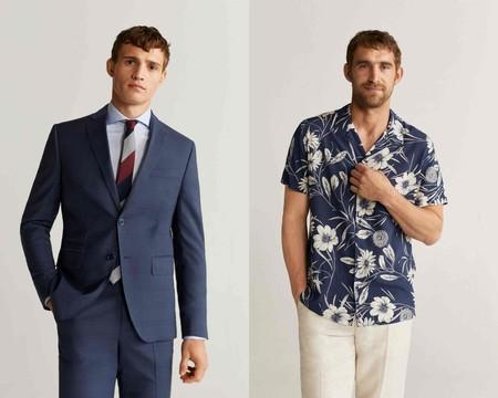 Para La Playa Y La Oficina La Camisa Hawaiana Conquista Nuestro Look Incluso Llevandola Con Traje