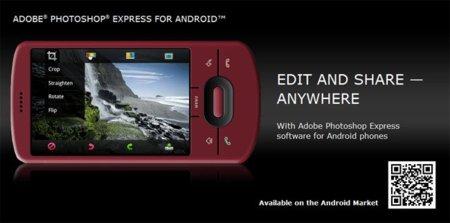 Photoshop Express Mobile se renueva para Android y iPhone