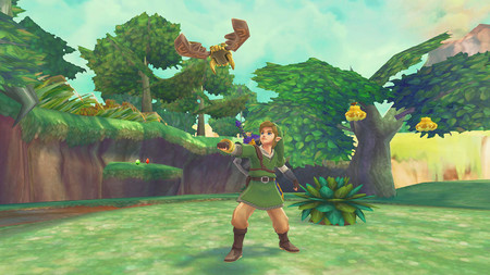 Legend Of Zelda Skyward Sword Wii