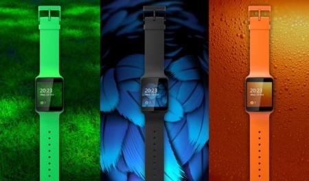 Así pudo haber lucido el smartwatch de Nokia 'Moonraker'